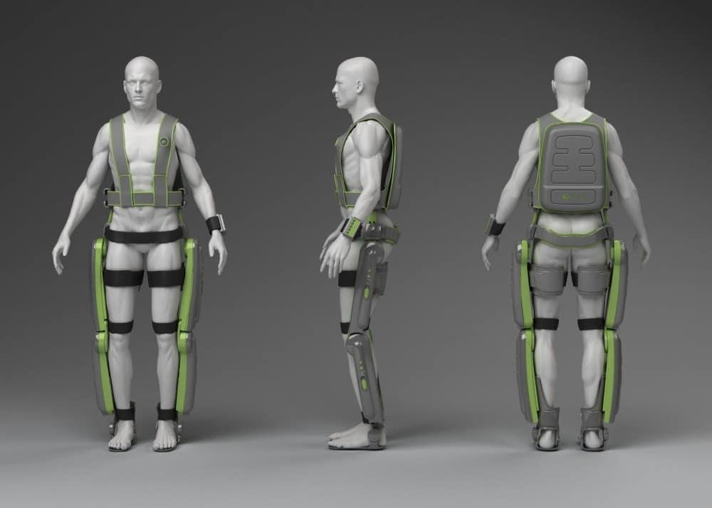 Honda commence la location de son exosquelette